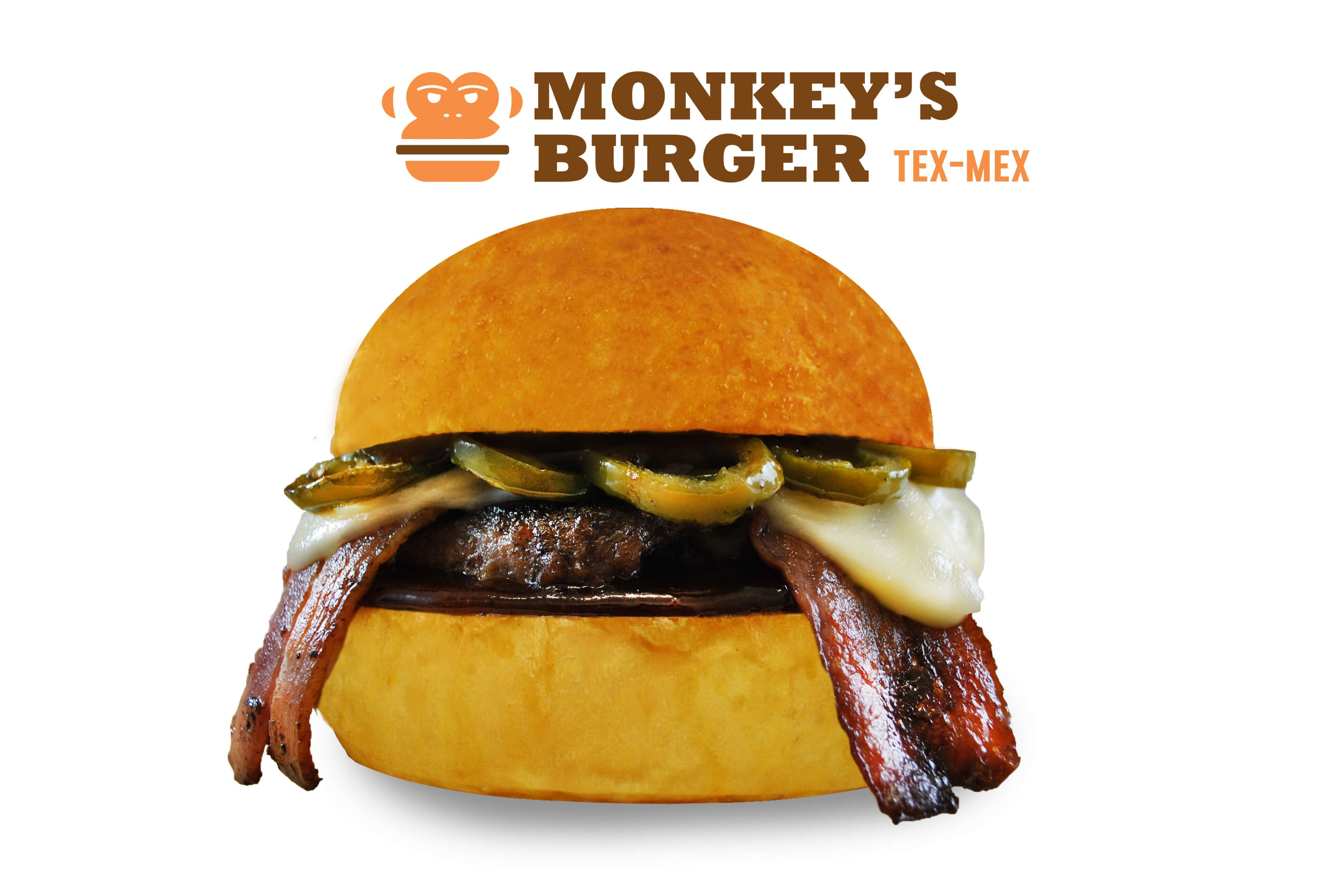Tex-Mex Burger Szendvics