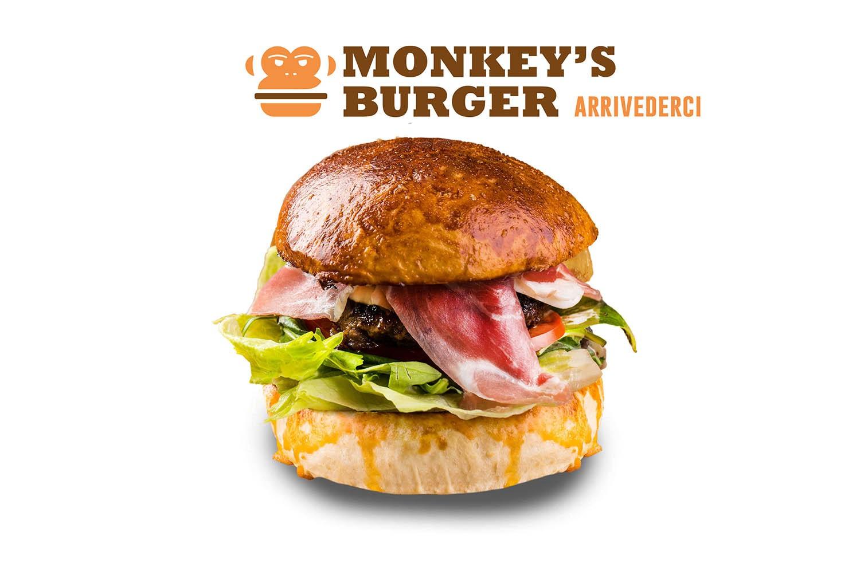 Arrivederci Burger Szendvics