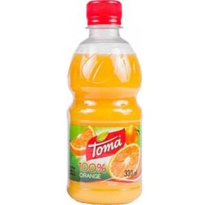 Toma narancs 0,33l