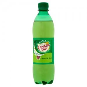 Canada dry 1 liter