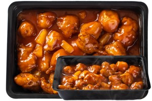 Édes-savanyú bundás csirke (7.)