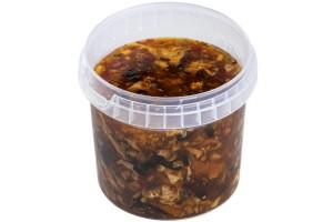Csípős savanyú leves (1.)