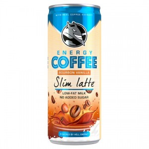 Hell Energy Coffee Slim Latte