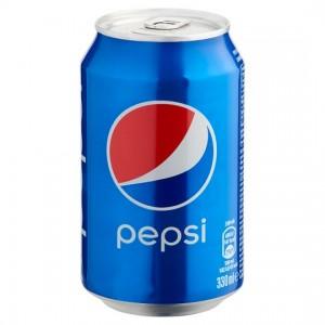 Dobozos Pepsi Cola