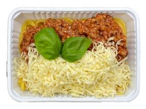 Gluténmentes bolognai spagetti
