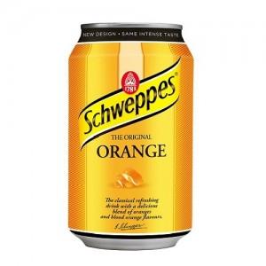 Dobozos Schweppes Narancs