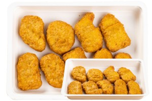 Csirke nuggets