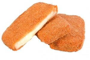 Rántott füstölt sajt
