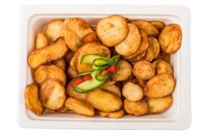 Dollár chips sültburi