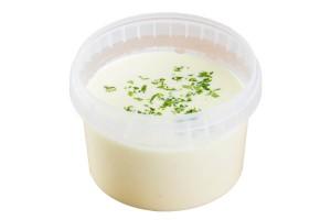 Nápolyi sajtkrémleves
